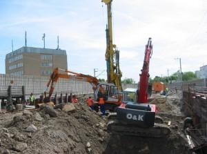 örtliche Bauüberwachung Bauoberleitungen